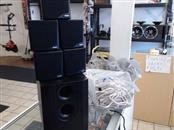 JENSEN Surround Sound Speakers & System SURROUND SOUND SPEAKERS